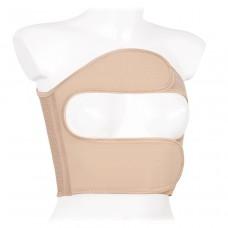 Женский послеоперационный торакальный бандаж на грудную клетку ПО-К4