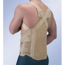 Жесткий грудо-поясничный корсет с термопластиком TLSO-B