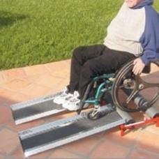 Беговая дорожка для занятий в кресле-коляске 4761