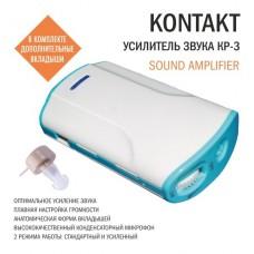 Карманный усилитель звука KONTAKT KP-3