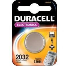 "Элемент питания (батарейка) Duracell CR2032 ""таблетка"""