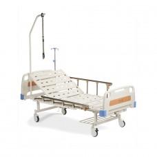 Кровать медицинская механическая FS3023W